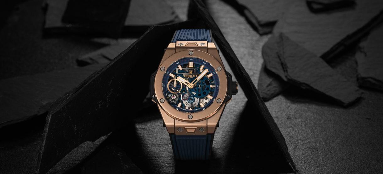 BIG BANG MECA-10 King Gold Blue