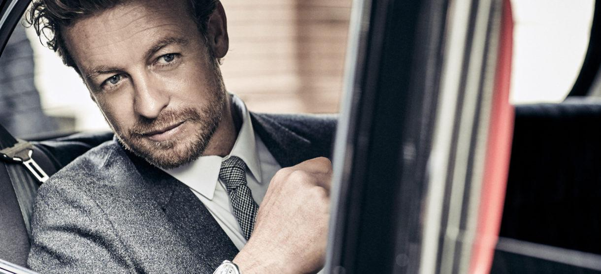 simon baker longines mastercollection