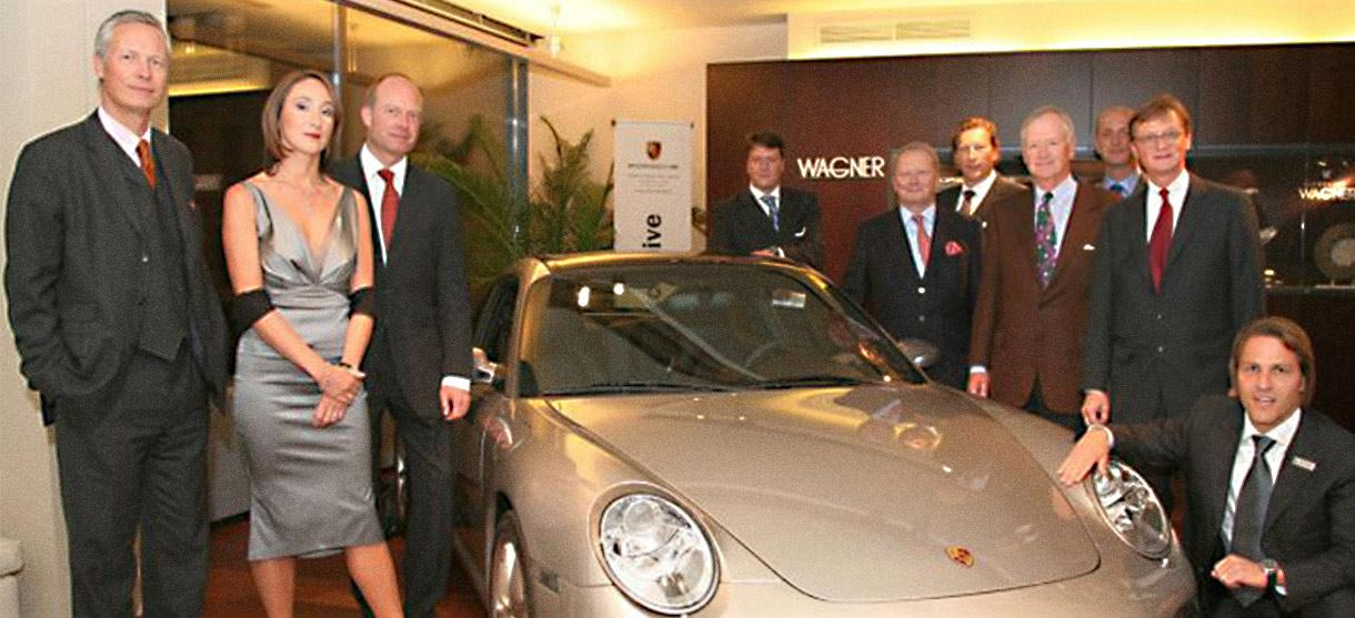 Porsche 911 Targa 4 Österreich-Premiere