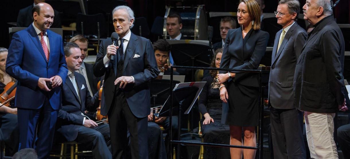 Ehrenring für José Carreras