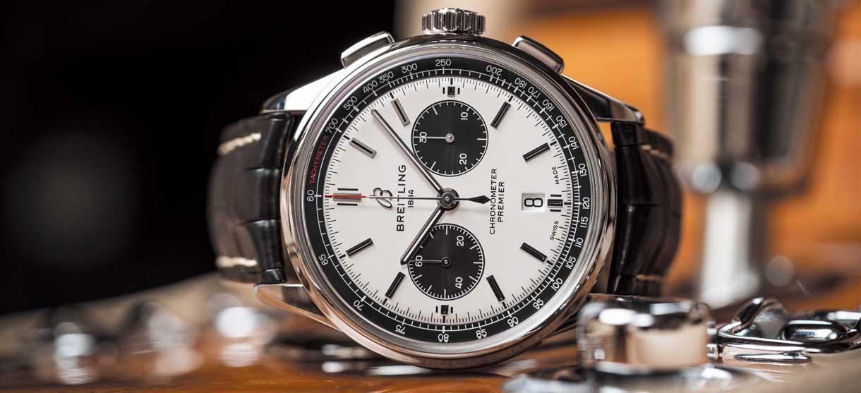 Breitling Premier Collection: Combining purpose and style