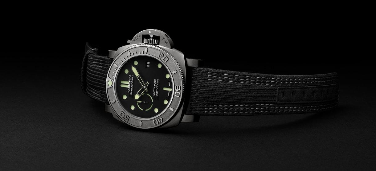 Panerai Submersible Mike Horn Edition - 47 mm