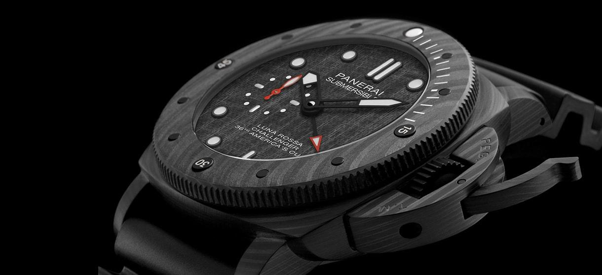 Panerai is the Official Sponsor of Luna Rossa, the Challenger of Record of the 36th Edition of the America's Cup