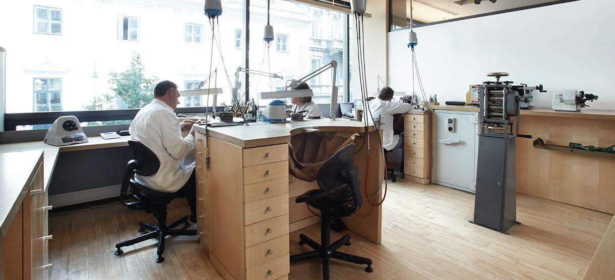 Wagner Goldschmiede Atelier