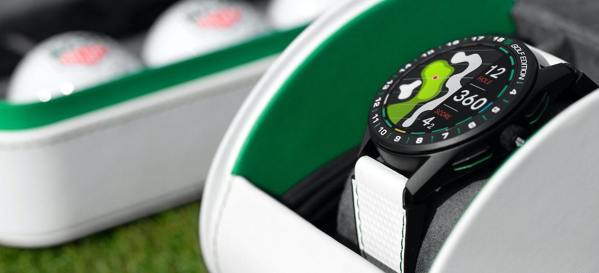 TAG Heuer Connected: The Smartwatch for Golfers