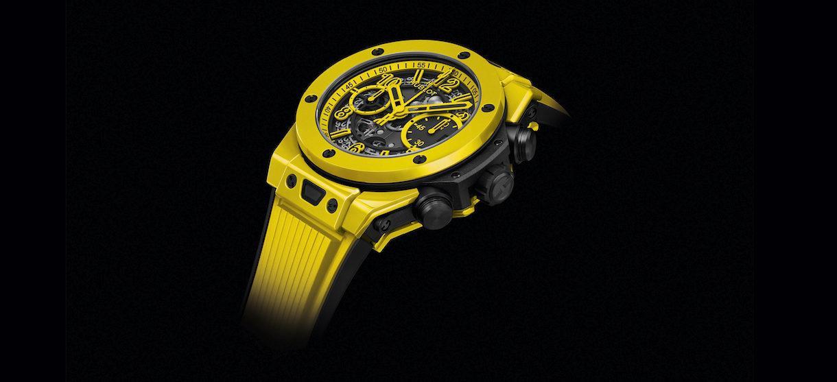 Wagner_Hublot Big Bang Unico Yellow Magic