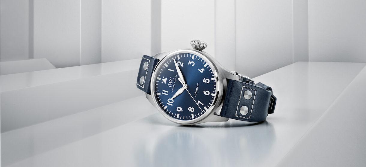 Wagner_IWC Big Pilot's Watch
