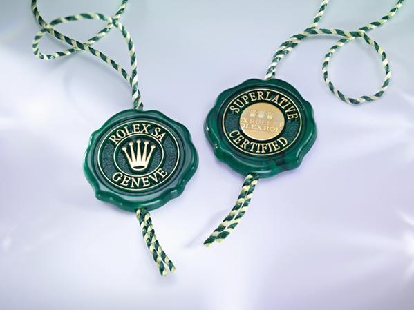 Rolex Chronometer der Superlative