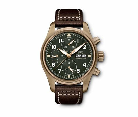 Wagner_Pilot's Watch Chronograph Spitfire