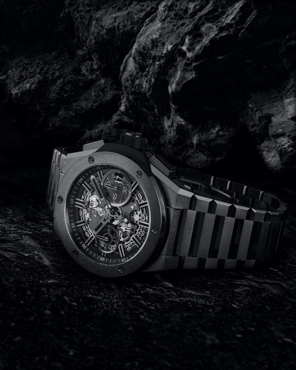Hublot Big Bang Integral All Black by Wagner
