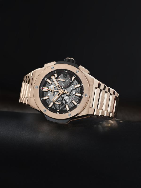 Hublot Big Bang Integral King Gold by Wagner