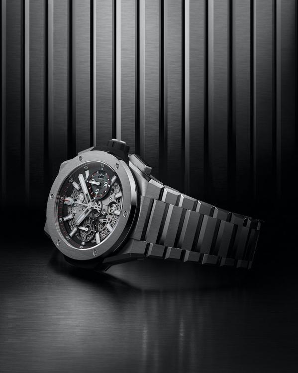 Hublot Big Bang Integral Titan by Wagner