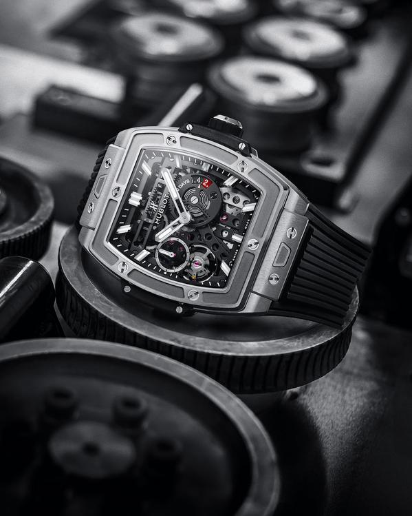 Hublot Spirit of Big Bang Meca-10 by Wagner
