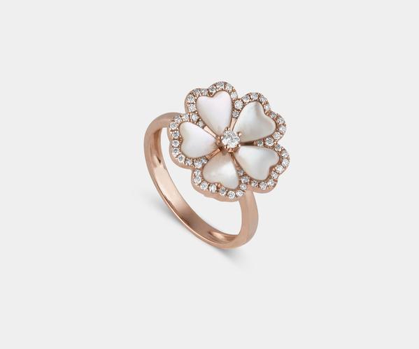 wagner flora perlmutt diamanten rosegold