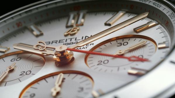 Wagner_Breitling Chronomat B01 - 42 mm