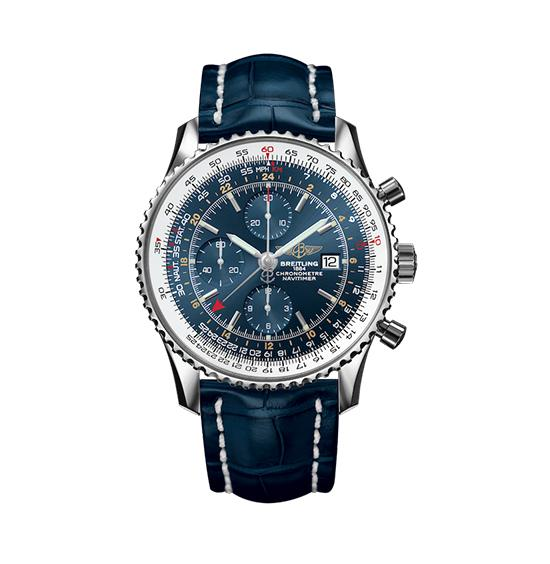Breitling Navitimer 1 Chronograph GMT 46_A2432212