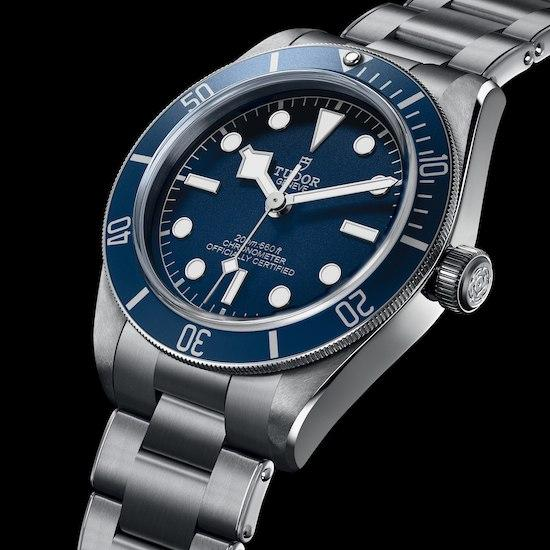 Wagner_Tudor Black Bay Fifty-Eight Navy Blue