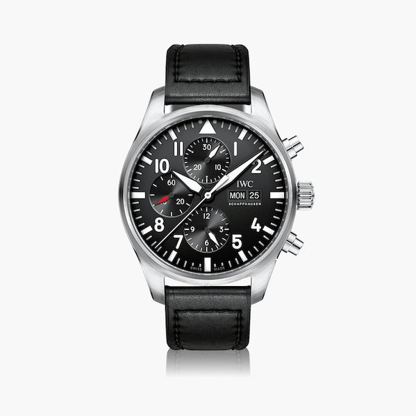 Wagner_ IWC Pilot`s Watch Chronograph