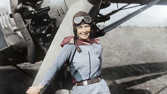 Pilotin Elinor Smith