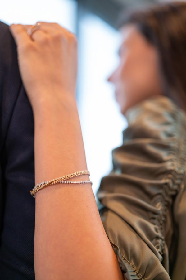 Wagner Riviere Brillant Armbänder
