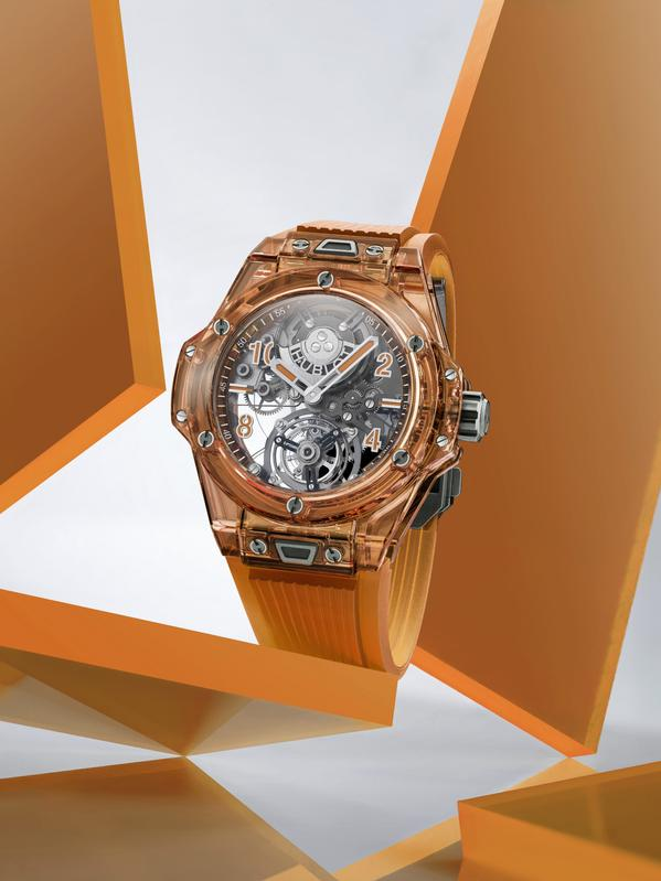 Wagner_Hublot Big Bang Tourbillon Automatic