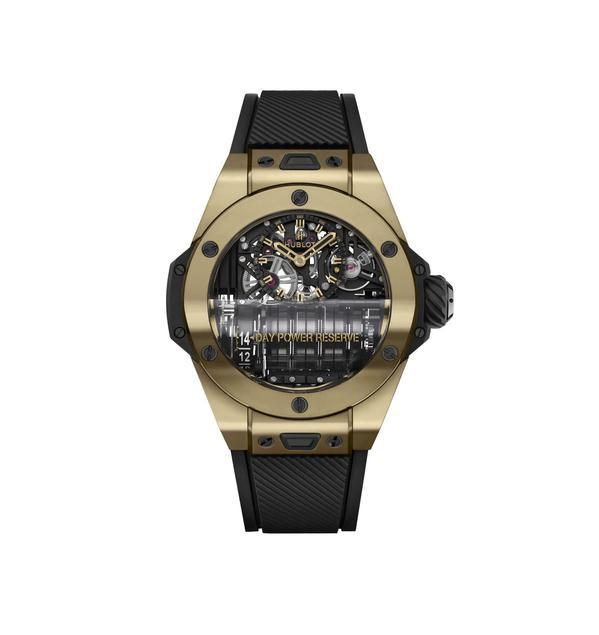 Wagner_Hublot Big Bang MP-11 Magic Gold