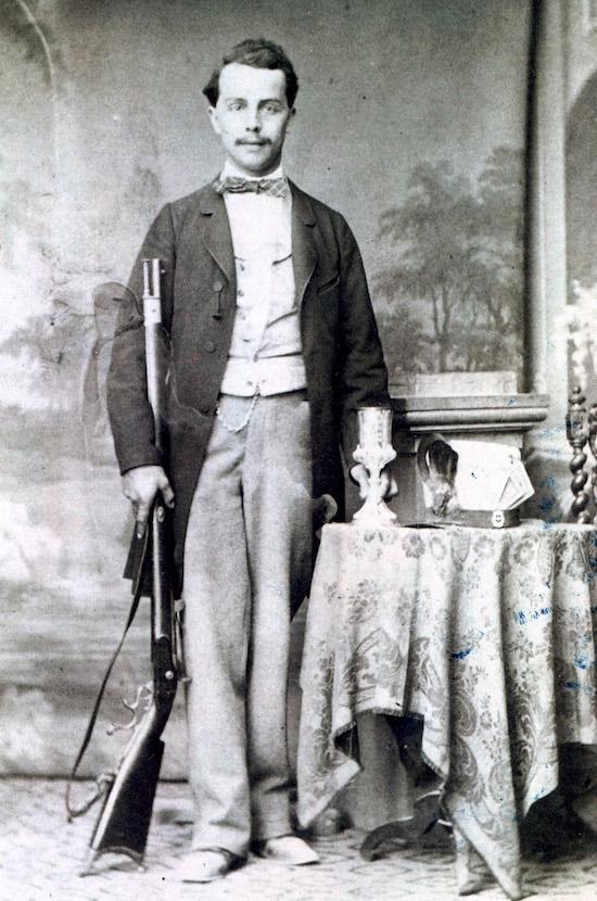 Edouard Heuer (1840 – 1892)