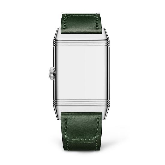 Wagner_Jaeger le Coultre Reverso Tribute Small Seconds in Grün