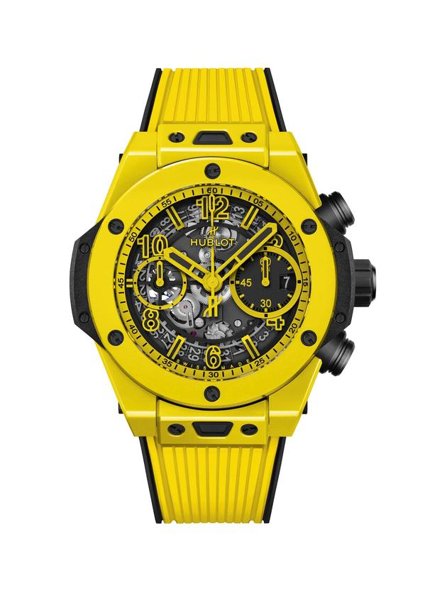 Wagner_Hublot Big Bang Yellow Magic