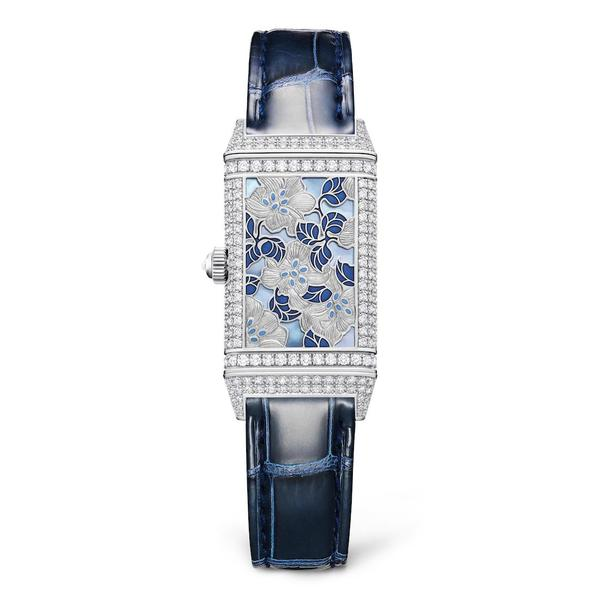 Wagner_Jaeger LeCoultre Reverso One Precious Flowers