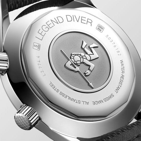 Wagner_Longines Legend Diver Watch