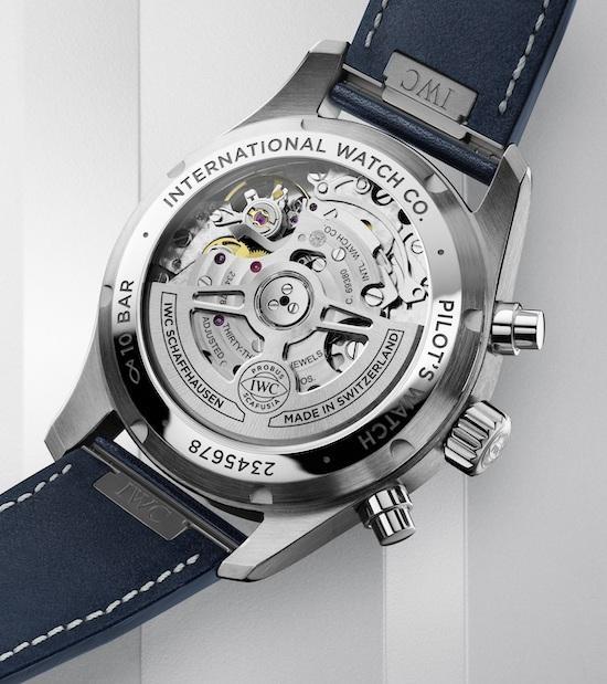 Wagner_IWC Pilots Watch Chronograph 41