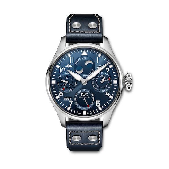 Wagner_IWC Big Pilot´s Watch Perpetual Calendar