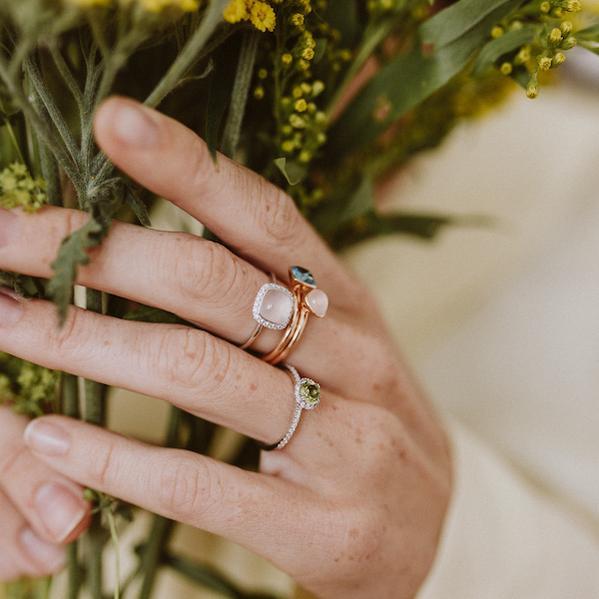 wagner wie werden ringe getragen