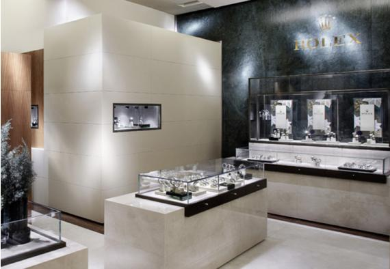 First Rolex Boutique in Austria