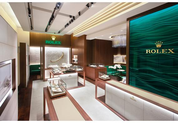 Rolex Boutique by Wagner_Wien