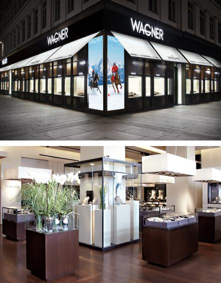 Opening of Juwelier Wagner's second location