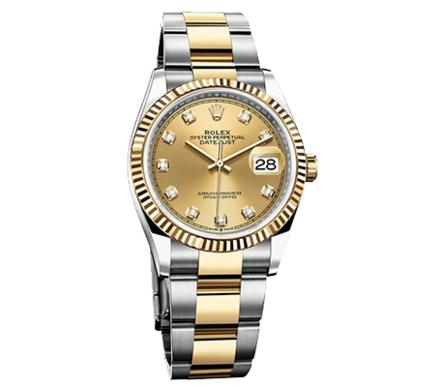 Oyster Perpetual Datejust 36 Reference: 126233
