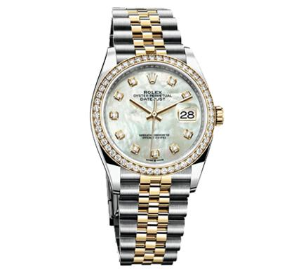 Oyster Perpetual Datejust 36 Reference: 126283 RBR