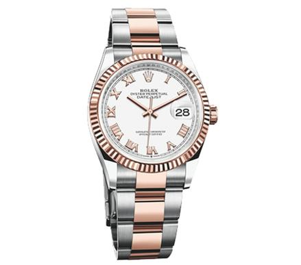 Oyster Perpetual Datejust 36 Reference: 126231