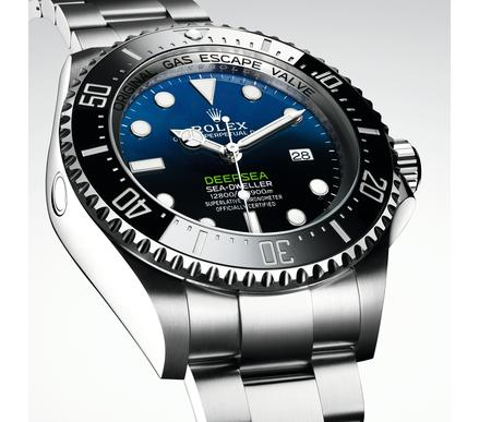 Oyster Perpetual Deepsea Referenz: 126660