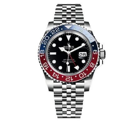 Oyster Perpetual GMT-Master II Reference: 126710 BLRO
