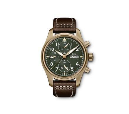 Details: IWC Pilot's Watch Chronograph Spitfire