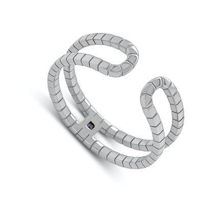 Rivière-Flow Ring