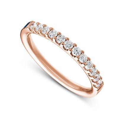 Rivière Brillant Ring