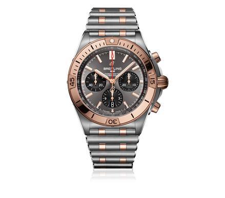 Wagner_Breitling  Chronomat B01 42