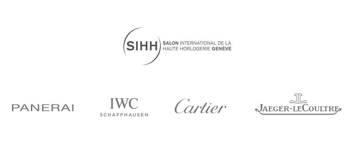 Uhren-Messe Genf 2018