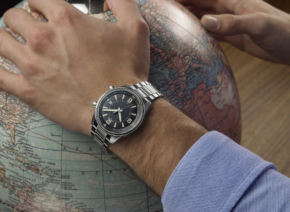 The new Jaeger-LeCoultre Polaris Collection