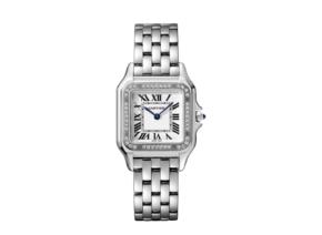Panthère de Cartier – Watchmaking meets jewellry!