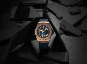 Hublot Big Bang Meca 10 Blue Ceramic